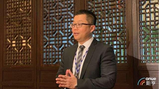 中石化財務部副總經理陳穎俊。(鉅亨網資料照)