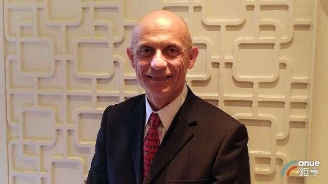 智邦執行長暨總經理馬思睿(Edgar Masri)。(鉅亨網資料照)