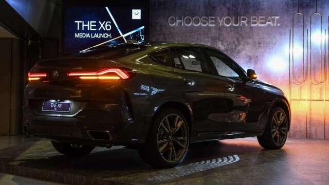 汎德永業第一季多款BMW車款熱銷。(圖:汎德提供)