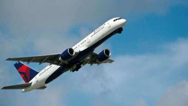 疫情重創航空旅遊需求 達美計劃淘汰波音777客機   (圖:AFP)