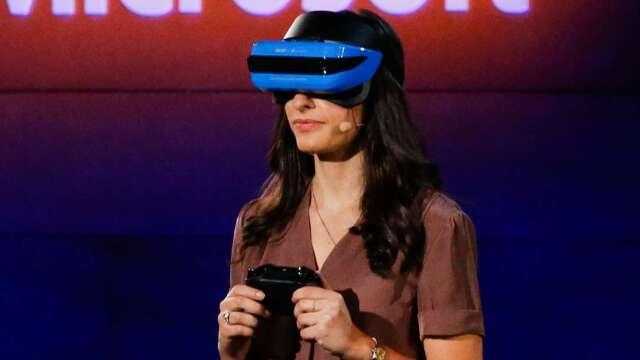 為VR市場鋪路!蘋果收購虛擬實境公司NextVR(圖片:AFP)
