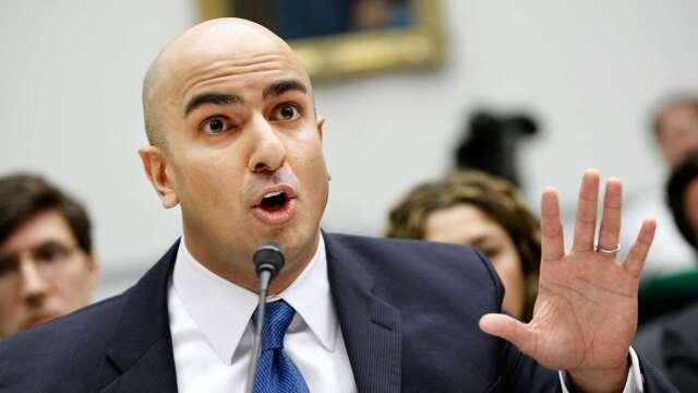 Fed官員說,V型復甦不會發生,國會將不得不推出更多財政刺激。(圖:AFP)