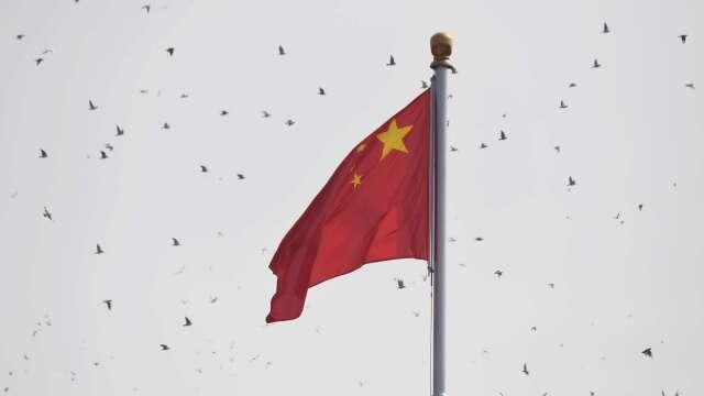 中國4月工業增加值年增率翻紅達3.9% 優於預期(圖片:AFP)