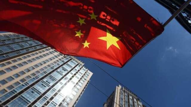 4月中國零售額年減幅縮小至7.5% 不如預期(圖片:AFP)