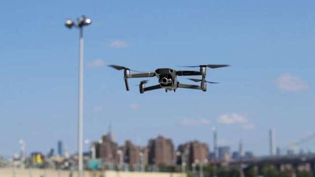 日本也量產無人機   (圖片:AFP)