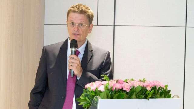 西門子歌美颯亞太區離岸風電營運發展總部董事長 Niels Steenber。(圖:西門子歌美颯提供)