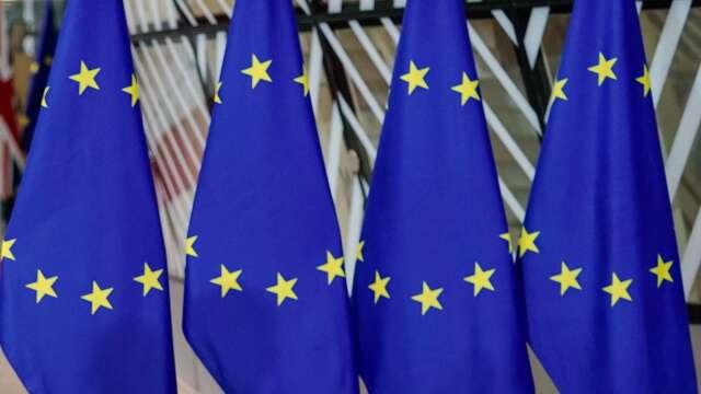 歐元區Q1 GDP季減3.8% 創25年來最大跌幅    (圖片:AFP)