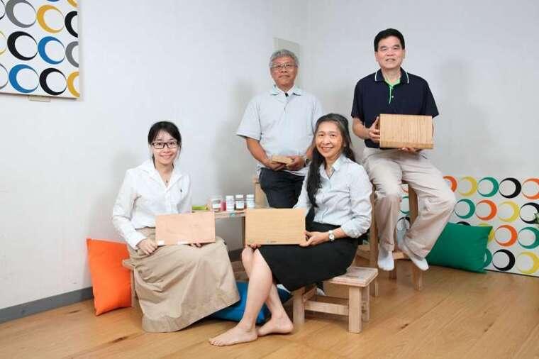 工研院以「無甲醛環保接著劑」勇奪「愛迪生獎」金牌,讓臺灣的健康材料科技在國際舞台上發光。