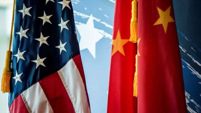 反擊美國打壓華為!中國不可靠實體清單 點名調查「蘋果、高通、思科」 (圖片:AFP)