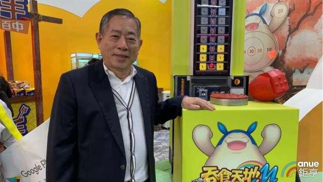 智冠集團董事長王俊博。(鉅亨網資料照)
