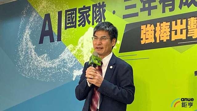科技部長陳良基將卸任回歸學界。(鉅亨網記者劉韋廷攝)