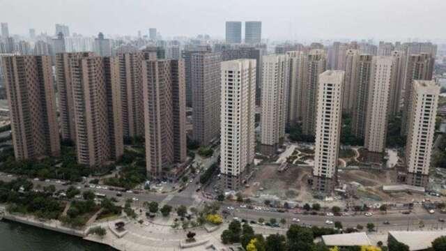 疫情趨緩 4月中國70大中房市續回溫   (圖片:AFP)