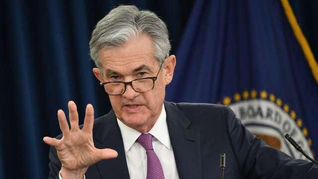 鮑爾:美國經濟復甦路漫長 可能要拖到2021年底(圖:AFP)
