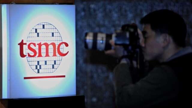 彭博:美中貿易戰惡化 台積電被迫陷入其中(圖:AFP)
