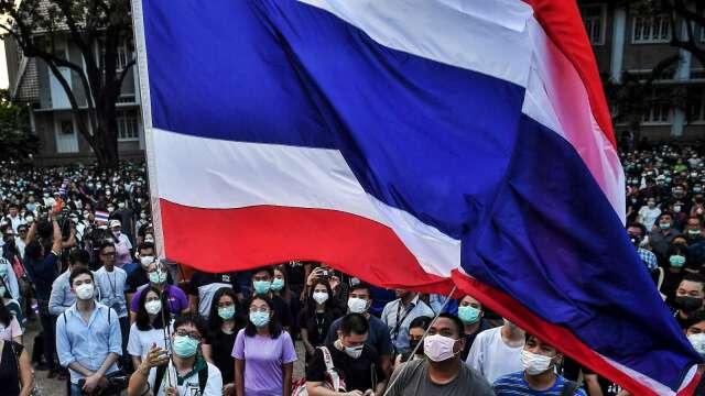泰國第一季GDP季減1.8% 為6年來首見衰退(圖片:AFP)