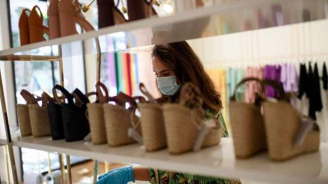 臉書調查:受疫情衝擊 美國31%小型企業已經停止運營(圖片:AFP)
