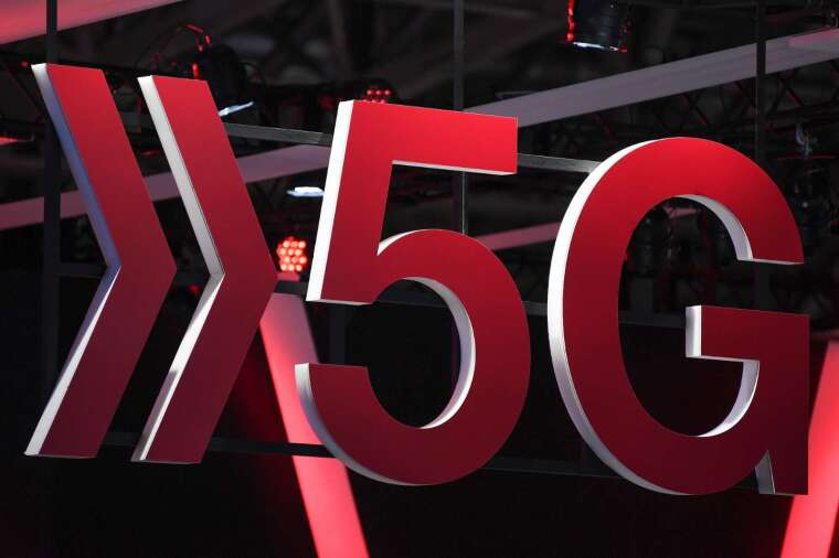 日本在 2020 年 3 月正式推出 5G 服務 (圖片:AFP)