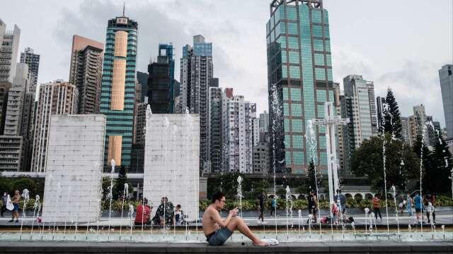 香港失業率逾10年最高 「保就業」計畫刻不容緩 (圖:AFP)