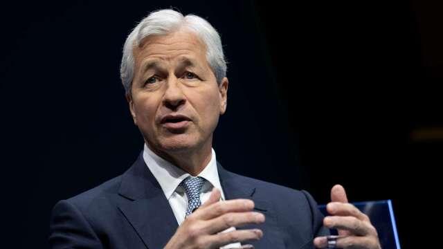 小摩CEO:新冠危機催生更具包容性的經濟。(圖片:AFP)
