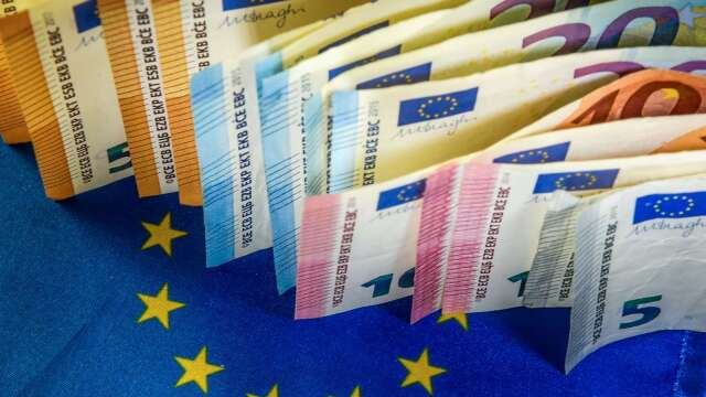 〈紐約匯市〉法德倡議歐盟復甦基金 歐元續漲 美元疲弱(圖片:AFP)