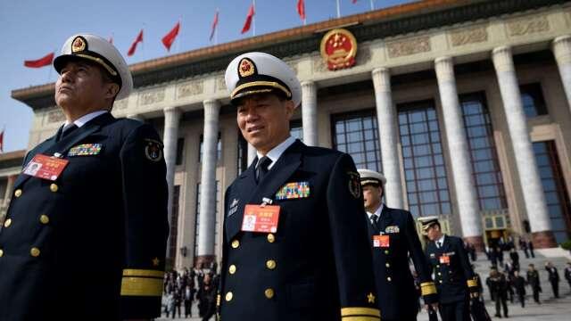 一文解析:中國兩會五大政策重點 (圖片:AFP)