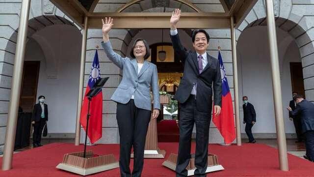 小英總統新使命「鬆綁台灣」 謝金河提拚經濟三方向。(圖:總統府提供)