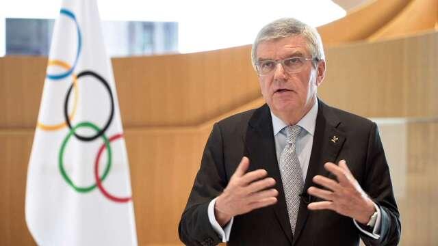 國際奧委會主席:東奧若明年無法舉行 會考慮停辦  (圖片:AFP)