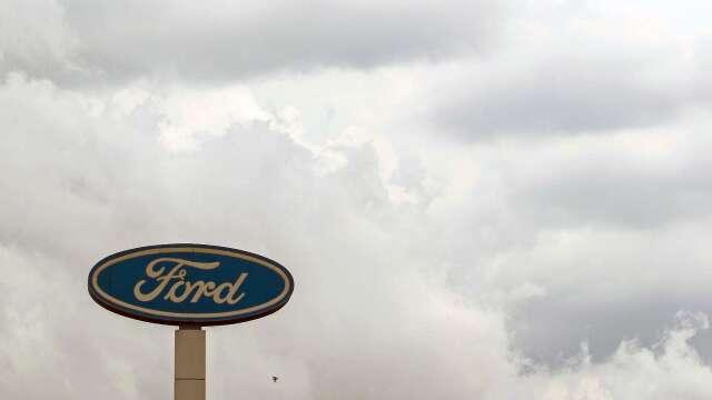 復工後3名員工確診 福特汽車芝加哥、密西根廠一度停工(圖片:AFP)