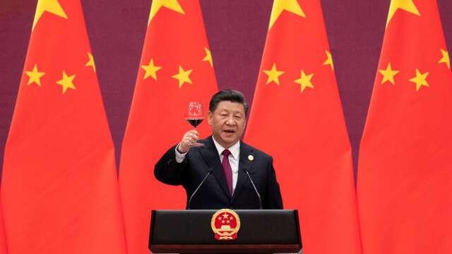 雀巢中國生產人造肉 (圖片:AFP)