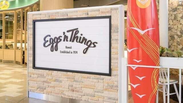 Eggs 'n Things微風松高店。(圖:取自Eggs 'n Things臉書粉絲團)