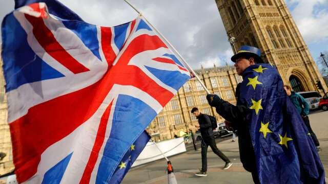 英國5月綜合PMI彈升至28.9 (圖片:AFP)