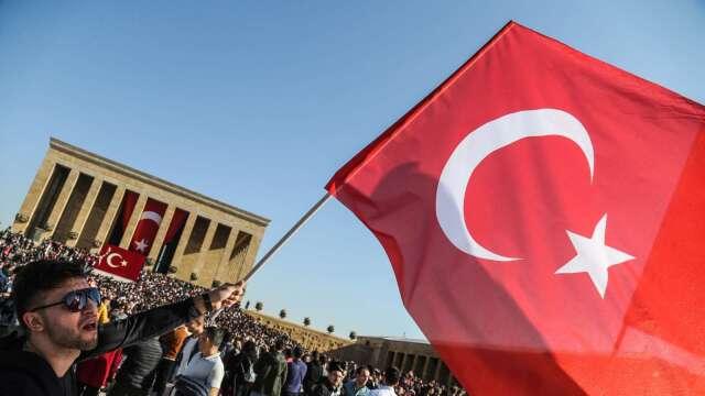 降息救經濟 土耳其央行宣布年內第九度降息 (圖:AFP)