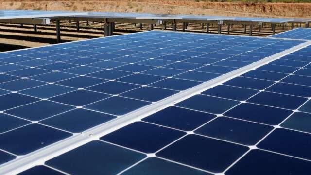 室內也能裝太陽能電池  (圖片:AFP)