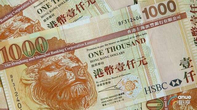 港版國安法衝擊 香港金融市場恐陷兩困境 台金融業審慎中見商機。(鉅亨網資料照)