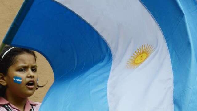 史上第九次 阿根廷主權債務違約。(圖:AFP)