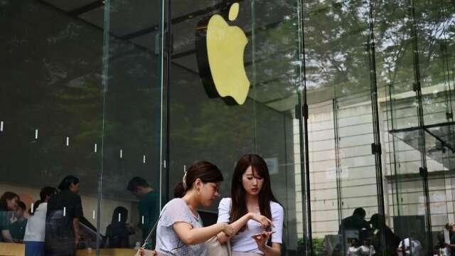 蘋果在日本部分商店週三起將重新開業 (圖:AFP)