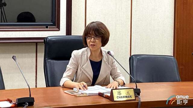 經濟部統計處副處長王淑娟。(鉅亨網記者劉韋廷攝)