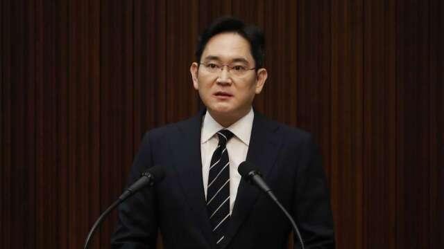 三星集團繼承人李在鎔遭南韓檢方傳訊 調查合併醜聞(圖:AFP)