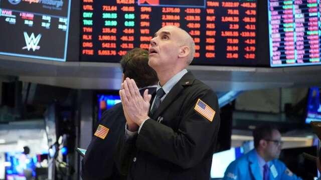 景順:美股目前最大的威脅不來自疫情 而是美中緊張局勢(圖:AFP)