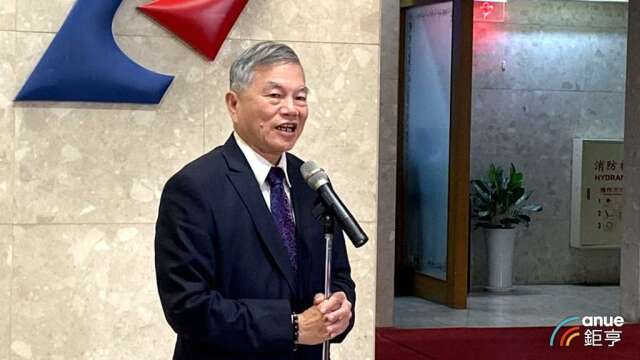 經濟部長沈榮津。(鉅亨網記者劉韋廷攝)