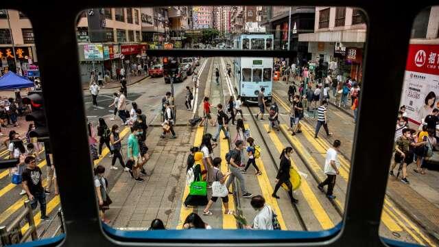 川普打香港牌戰無不勝,但這次是中國主動發起的,會有不同嗎?(圖:AFP)