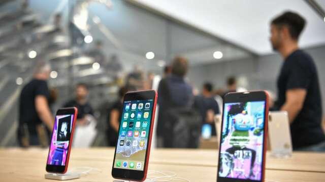 經濟解封!蘋果本週擬重啟100間美國門市(圖片:AFP)