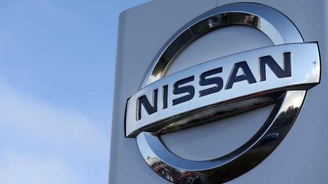 Nissan傳刪減3000億日圓成本 股價上揚 (圖片:AFP)