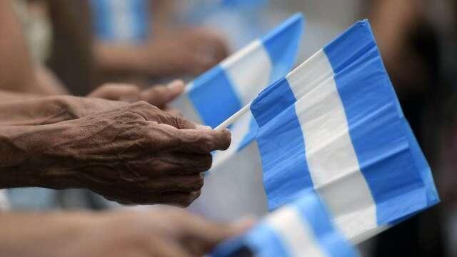 惠譽調降阿根廷評級至有限度違約   (圖:AFP)