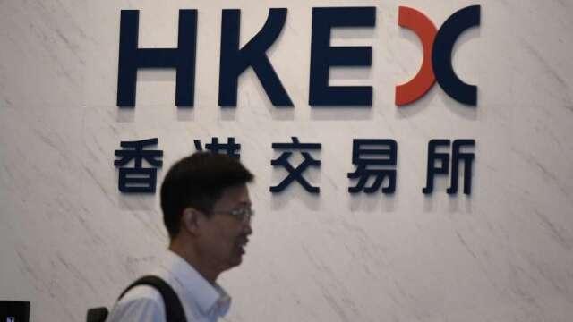 港交所李小加:香港仍會是亞洲金融中心 決策不受政治影響  (圖:AFP)