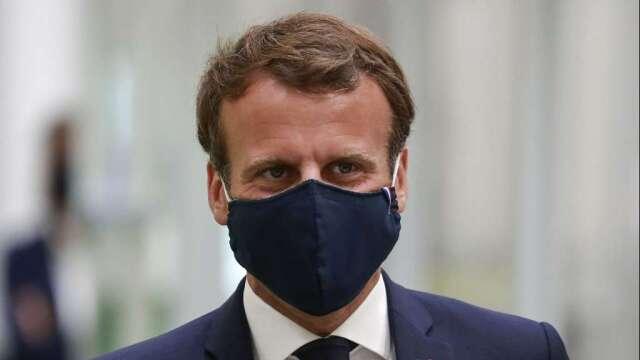 馬克宏宣布80億歐元汽車業救助方案 兩大車廠承諾重點移回法國(圖:AFP)