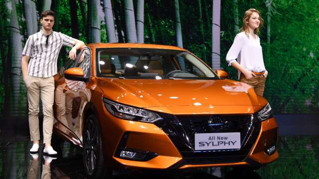 4月日系車廠在中國銷量好轉 豐田、日產等優於去年 (圖片:AFP)