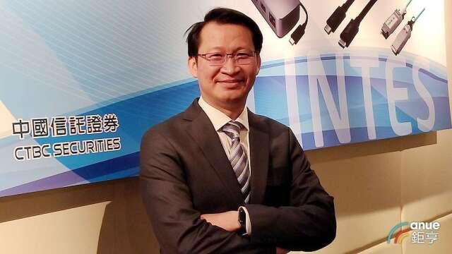 嘉基總經理羅偉仁。(鉅亨網資料照)