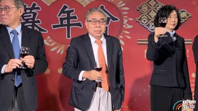 台塑企業總裁暨台化董事長王文淵。(鉅亨網資料照)