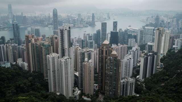 美國正式宣布「香港無法維持自治」 恐取消對港特殊地位。(圖片:AFP)